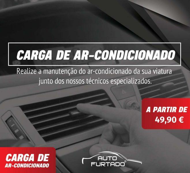 Carga de ar condicionado