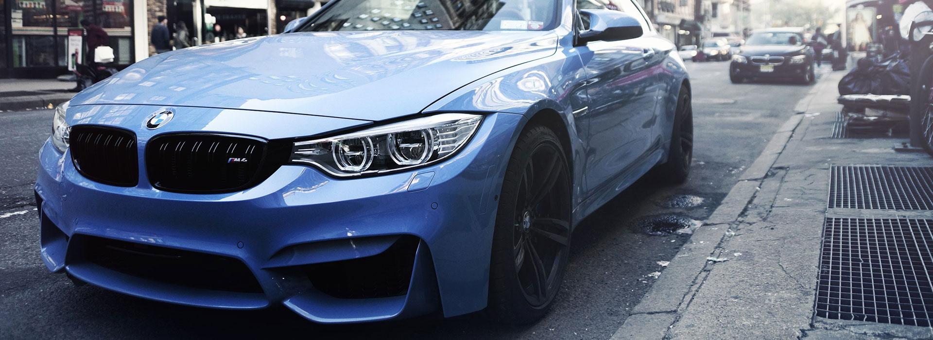 BMW-azul